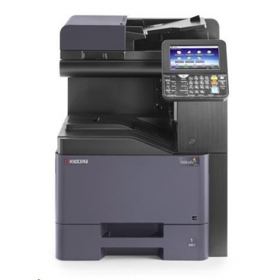 KYOCERA TASKalfa 358ci - 35 A4/min. čb/bar. A4 kopírka, skener, duplex, ovládací panel s LCD