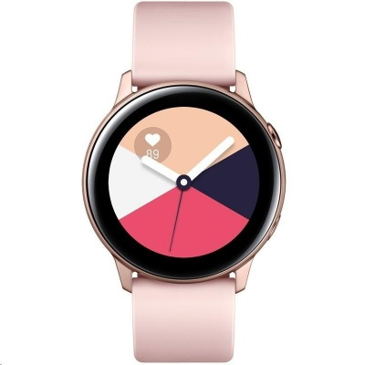 Samsung Galaxy Watch Active, zlatá