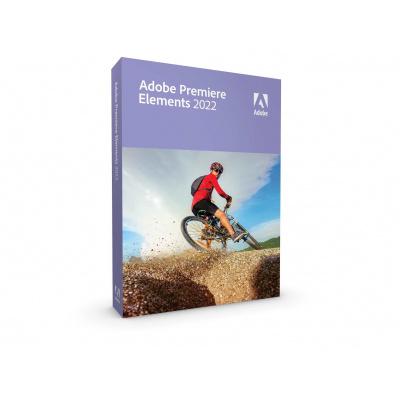 Adobe Premiere Elements 2022 MP ENG UPG BOX