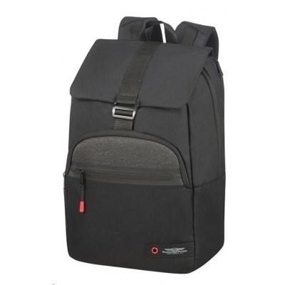 "Samsonite American Tourister CITY AIM laptop backpack 15.6"" Black"