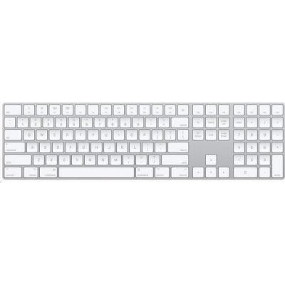 APPLE Magic Keyboard s číselnou klávesnicí - Slovenská - Stříbrná