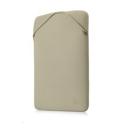 HP Protective Reversible 14 Black/Gold Laptop Sleeve - pouzdro