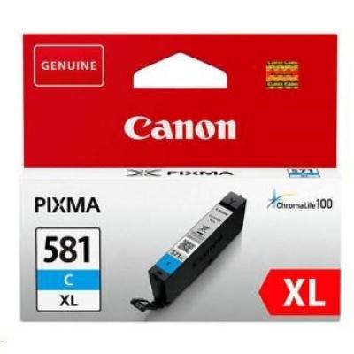 Canon BJ CARTRIDGE CLI-581XL C