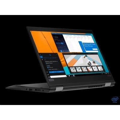 "LENOVO TP X13 Yoga 1gen - i5-10210U@1.6GHz,13.3"" FHD IPS touch,8GB,512SSD,noDVD,HDMI,ThB,camIR,backl,LTE,W10P,3r onsite"