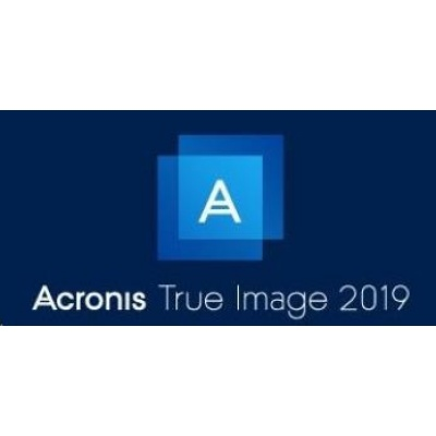 Acronis True Image Premium Protection Subscription 5 Computer + 1 TB Acronis Cloud Storage