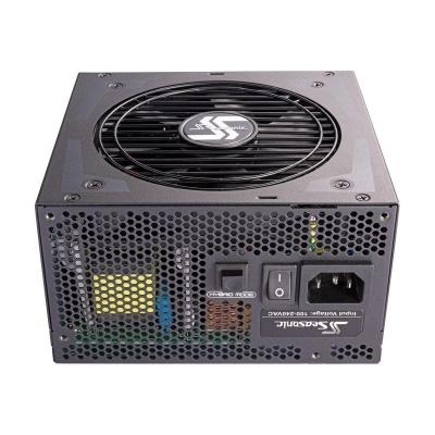 SEASONIC zdroj 750W Focus Plus 750 (SSR-750PX), 80+ PLATINUM