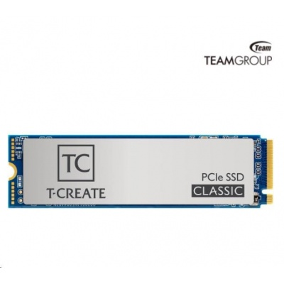 TeamGroup T-CREATE SSD M.2 1TB CLASSIC NVMe (2100/1700 MB/s)