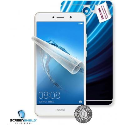Screenshield fólie na displej + voucher (vč. popl. za dopr. k zákaz.) pro Huawei Y7