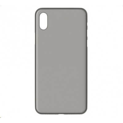 3mk ochranný kryt NaturalCase pro Apple iPhone X, transparentní černá