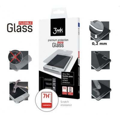 3mk tvrzené sklo FlexibleGlass pro Samsung Galaxy A6 (SM-A600)