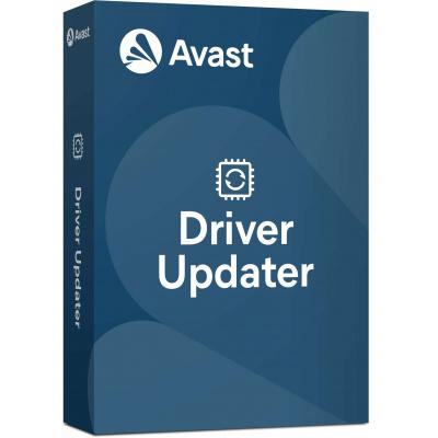 _Nová Avast Driver Updater 1PC na 12 měsíců - ESD