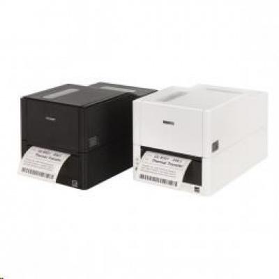 Citizen CL-E321, 8 dots/mm (203 dpi), ZPLII, Datamax, multi-IF (Ethernet), white