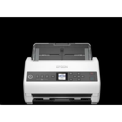 EPSON skener WorkForce DS-730N, A4, USB, 600dpi, ADF-síťový