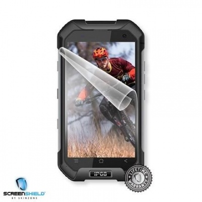 ScreenShield fólie na displej pro Aligator RX 550 eXtremo