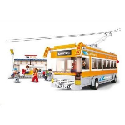 Sluban B-0332 Trolejbus 457 dílků