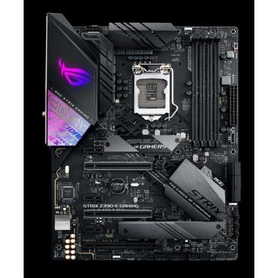 ASUS MB Sc LGA1151 ROG STRIX Z390-E GAMING, Intel Z390, 4xDDR4, VGA, Wi-Fi