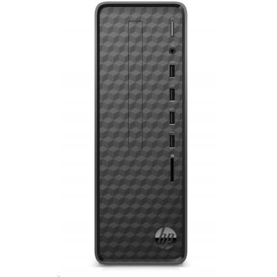 PC HP Slim S01-pF1006nc,Core i3-10100 (4 core),8GB DDR4 2666 (1x8GB),1TB 7200,UMA,WiFi+BT,Wi key+mou,Win10
