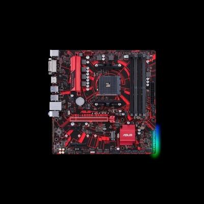 ASUS MB Sc AM4 EX-A320M-GAMING, AMD A320, 4xDDR4, VGA, mATX