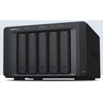 Synology DX517 rozšiřující jednotka k DiskStation (5xSATA)