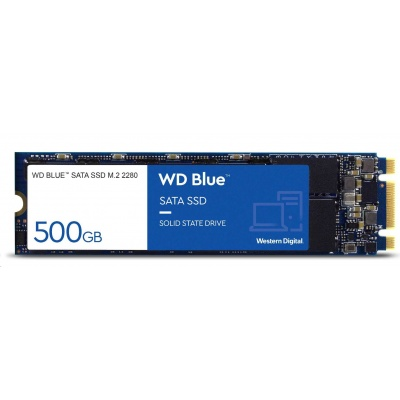 WD BLUE SSD 3D NAND WDS500G2B0B 500GB M.2, (R:560, W:530MB/s)