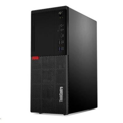 LENOVO PC ThinkCentre M720t Tower i5-9500@3.0GHz,8GB,256SSD,HD630,VGA,DP,8xUSB,DVD,W10P,3r on-site