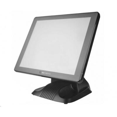 Colormetrics P3100, 43.2 cm (17''), Projected Capacitive, SSD, black, fanless