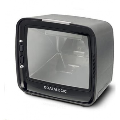 Datalogic Magellan 3450VSi, 2D, multi-IF, kit (RS-232), dark grey