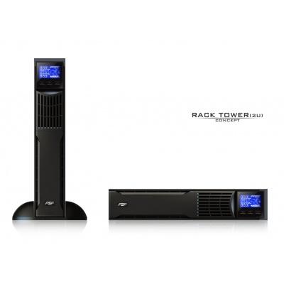 Fortron UPS FSP Custos 9X+ 3000 VA, 2U, online