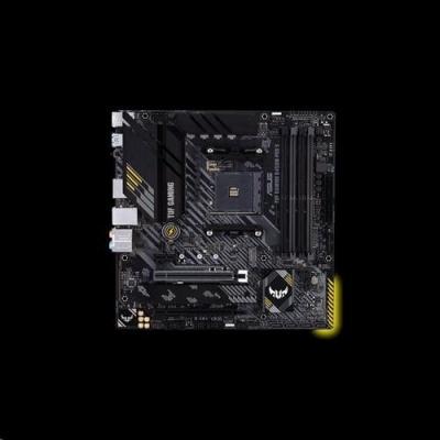 ASUS MB Sc AM4 TUF GAMING B450M-PRO S, AMD B450, 4xDDR4, 1xHDMI, 1x DP