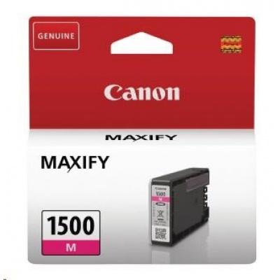 Canon BJ CARTRIDGE PGI-1500 M