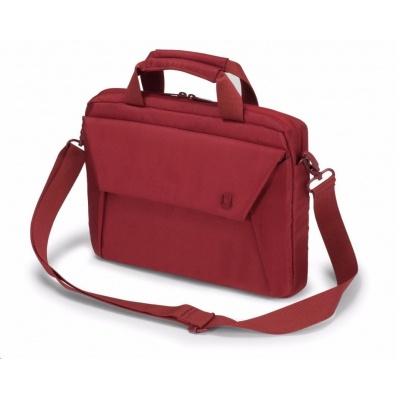 DICOTA Slim Case EDGE 12-13.3, red