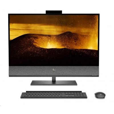 HP ENVY All-in-One 32-a0005nc; i7-9700 32GB DDR4;1TB SSD+2TB/540032GB NVMe;WiFi;GeF RTX2060-6GB;usb key+mou;Win10-black