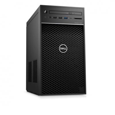 DELL PC Precision 3640 Tower W-1270P/ 16GB/ 256GB SSD+1TB/ P2200-5GB/ DVD-RW/ W10P/ 3RNBD Pro Support