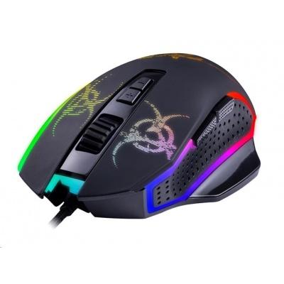 TRACER myš GAMEZONE Neo RGB, herní, optická, drátová