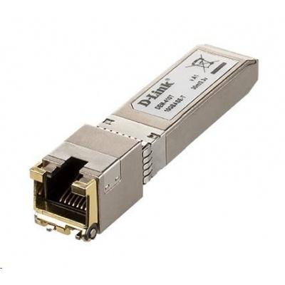 D-Link DEM-410T SFP+ 10GBASE-T Copper Transceiver