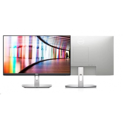 "DELL LCD S2421HN IPS LED monitor, 23,8"",1920x1080,16:9,4ms,1000:1,2xHDMI,VESA,3YNBD"