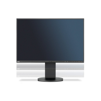 "NEC MT 23.8"" LCD MuSy EA241F B W-LED IPS,1920x1080/60Hz,5ms,1000:1,250cd,audio,DVI+DP+HDMI+VGA,USBv3.1 (1+3)"