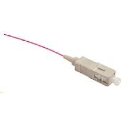 Solarix Pigtail 50/125 SCupc MM OM4 1,5m SXPI-SC-UPC-OM4-1,5M
