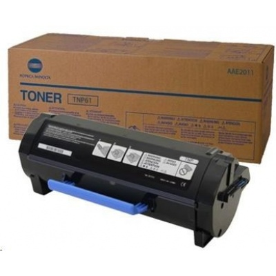 Minolta Toner TNP-61, černý do bizhub 4422 (25k)