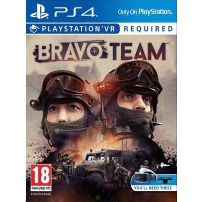SONY PS4 hra Bravo Team