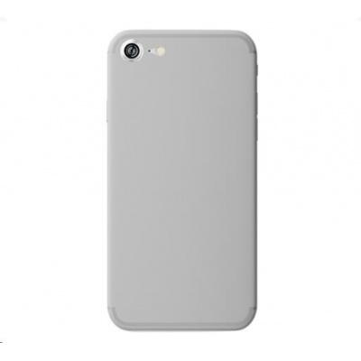 3mk ochranný kryt NaturalCase pro Apple iPhone 7 Plus, transparentní bílá