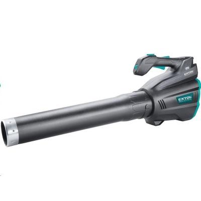 Extol Industrial (8795671) fukar zahradní aku, BRUSHLESS, 40V Li-ion, bez baterie a nabíječky