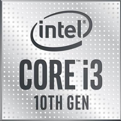 CPU INTEL Core i3-10100 3,60GHz 6MB L3 LGA1200, tray (bez chladiče)