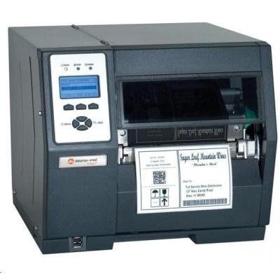 Honeywell H-6308, 12 dots/mm (300 dpi), RTC, display, USB, RS232, LPT, Ethernet