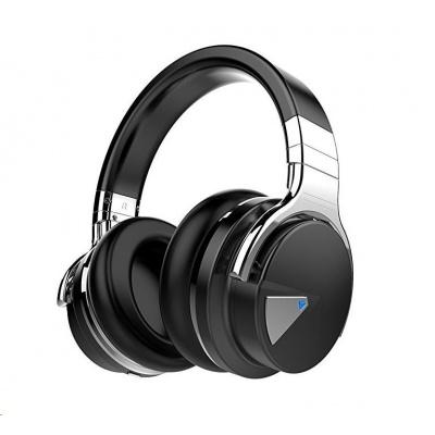 COWIN E7 bezdrátová sluchátka, černá