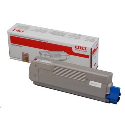 Oki Toner Magenta do C610 (6k)