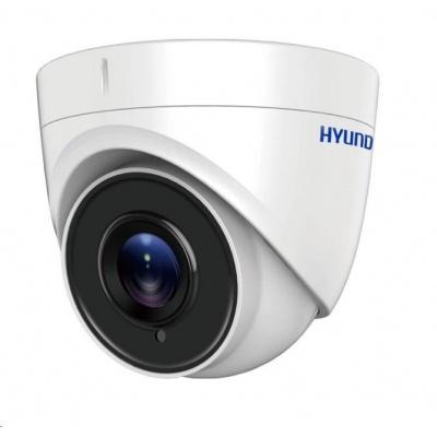 HYUNDAI analog kamera, 8Mpix, 12,5 sn/s, obj. 2,8mm (100°), HD-TVI, DC12V, IR 60m, IR-cut, WDR 120dB, 3DDNR, IP67
