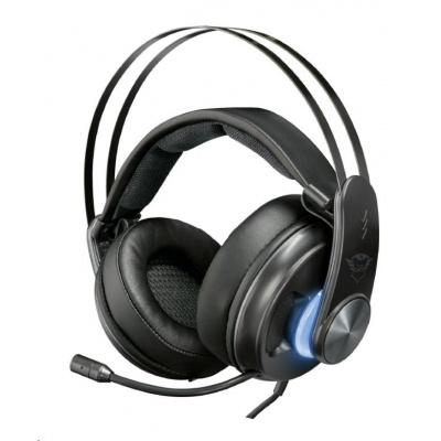 TRUST sluchátka GXT 383 Dion 7.1 Bass Vibration Headset