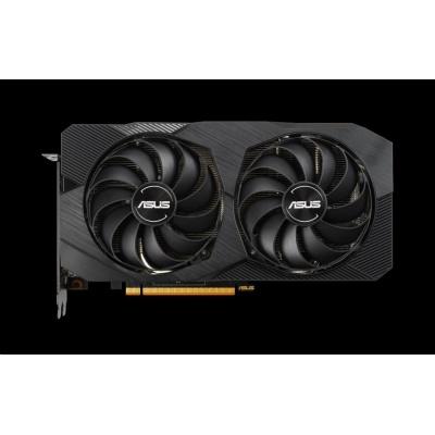 ASUS VGA AMD DUAL-RX5500XT-O4G-EVO, RX 5500 XT, 4GB GDDR6, 1xHDMI, 3xDP