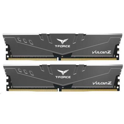 DIMM DDR4 16GB 3000MHz, CL16, (KIT 2x8GB), T-FORCE VULCAN Z, Grey